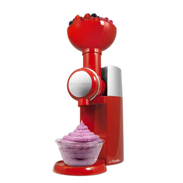 Swirlio Frozen Dessert Ice Cream Maker by Big Boss