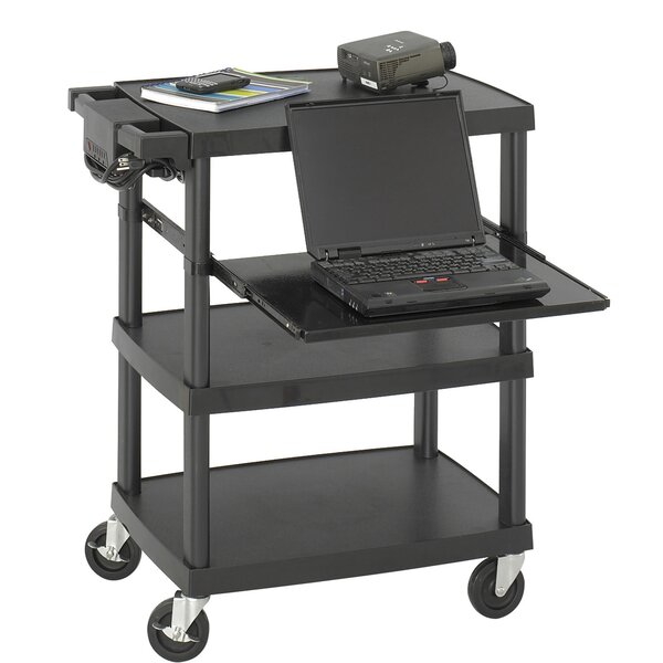 Multimedia Projector AV Cart by Safco Products Company