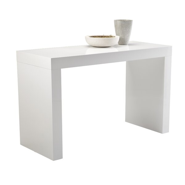 Dionara C-Shape Counter Height Dining Table by Comm Office