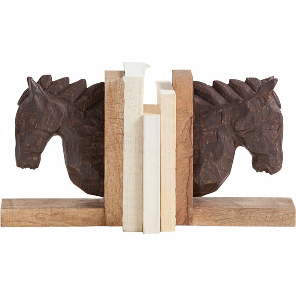 Book Ends (Set of 2) by Darby Home Co