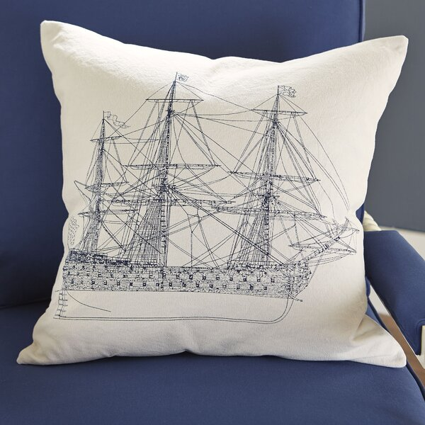 Barque Pillow Cover by Birch Lane™