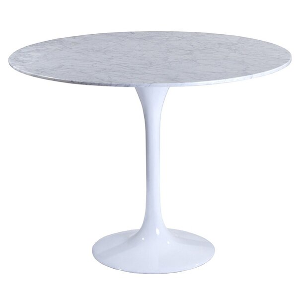 Berkhamstead Marble Dining Table By Orren Ellis Discount