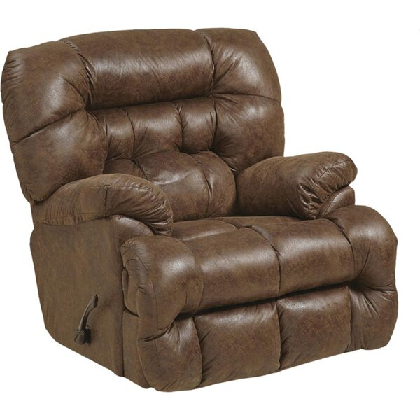 Rocker Reclining Heated Full Body Massage Chair Red Barrel Studio W001960855