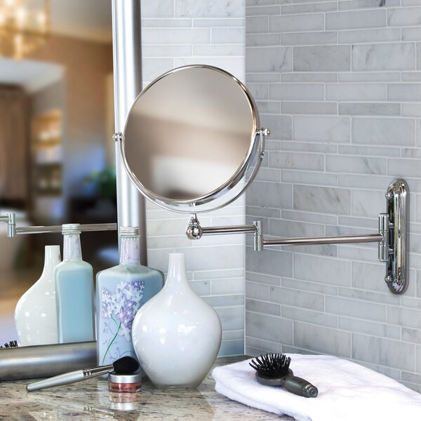 Elize 14 Double Sided Bath Boutique Mirror by The Twillery Co.