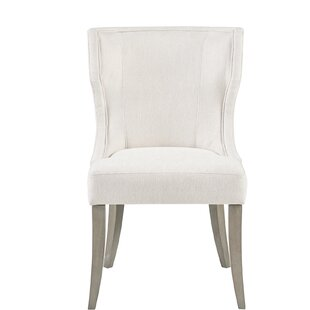 Purchase Laflamme Upholstered Dining Chair by Ophelia & Co.