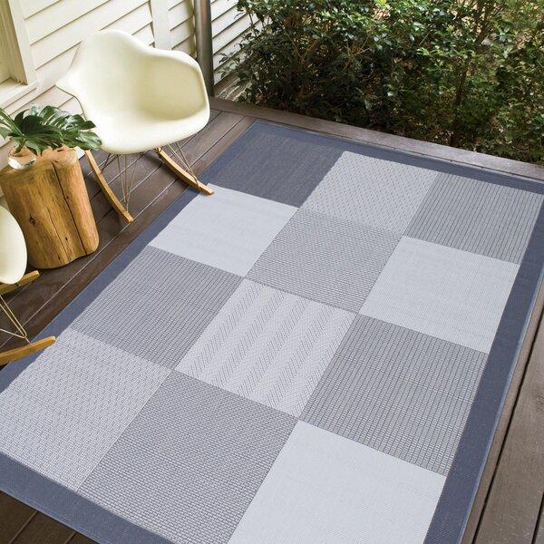 Russo All Weather Indoor/Outdoor Gray Area Rug