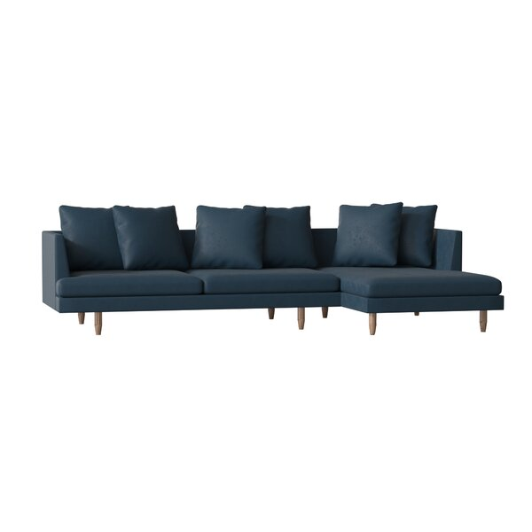 Crowd Pleaser Sectional by BenchMade Modern