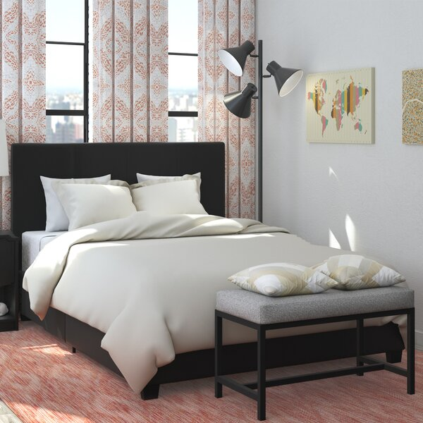 Mammoth Lakes Upholstered Platform Bed by Trent Au