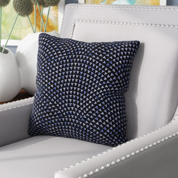 Mansfield Throw Pillow by Ivy Bronx