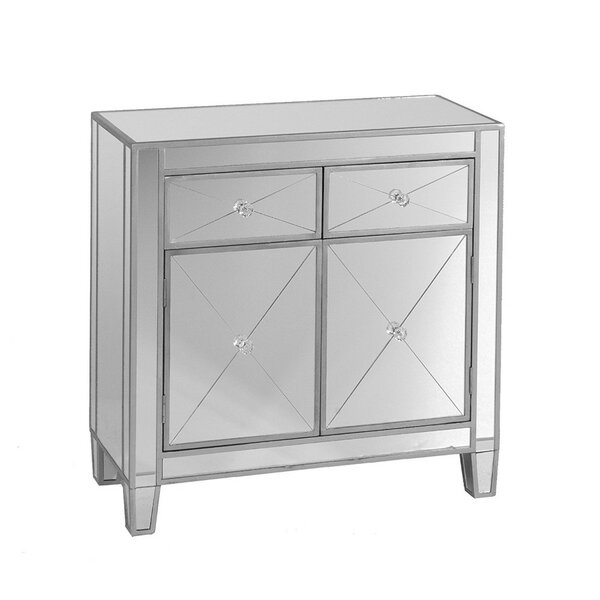 Luedtke 2 Drawer Accent Cabinet by Rosdorf Park
