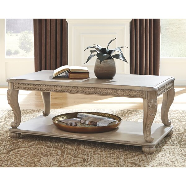 Solley Coffee Table By Astoria Grand