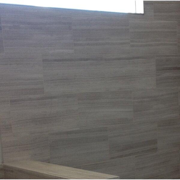 Metro 12 x 24 Natural Stone Wood Look Tile