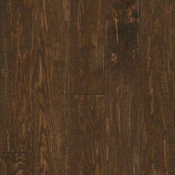 Signature Scrape 5 Solid Oak Hardwood Flooring in Forest Land by Armstrong Flooring