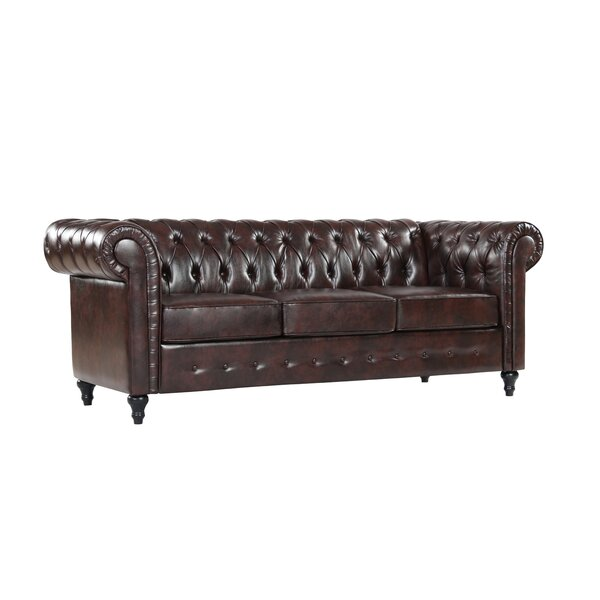 Teressa 83.8-inch Rolled Arm Sofa By Darby Home Co