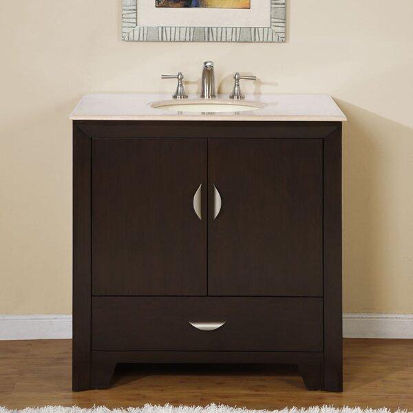 Sweat 36 Single Bathroom Vanity Set by Ebern DesignsSweat 36 Single Bathroom Vanity Set by Ebern Designs