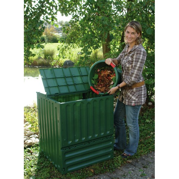 Graf Stationary Composter by Tierra Garden
