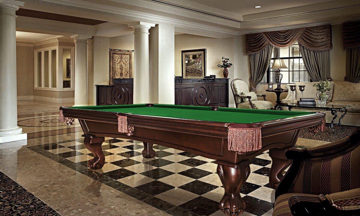 Exceptional Princeton 8u0027 Pool Table