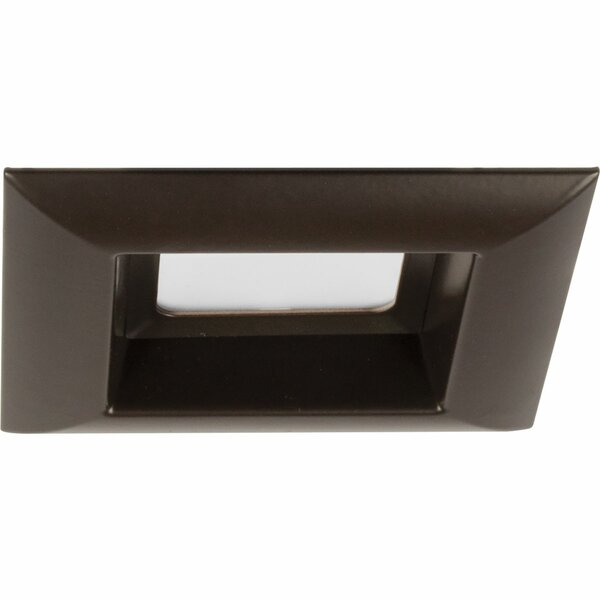 4 LED Square Recessed Trim by Progress Lighting
