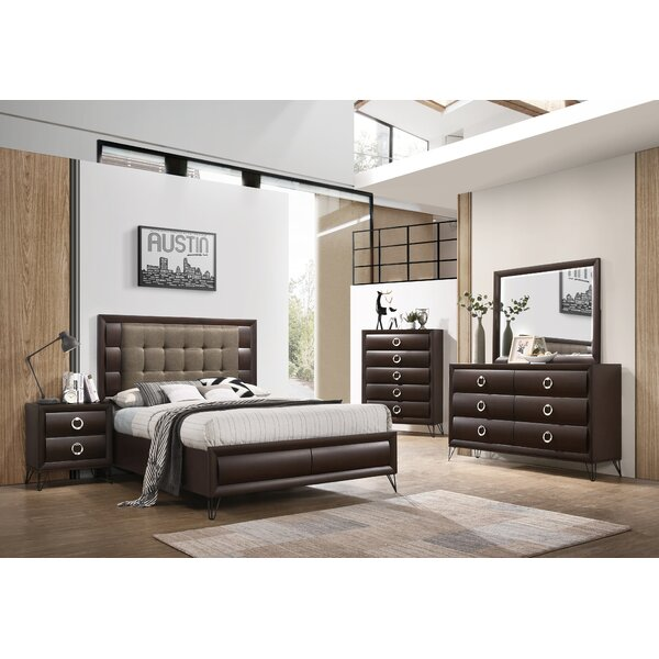 Tablita Standard Configurable Bedroom Set by Orren Ellis