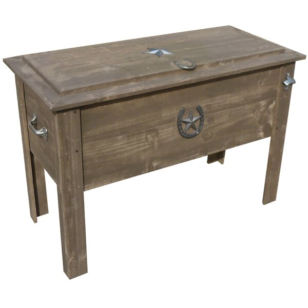 148 Qt. L Legs Country Cooler by Leigh Country