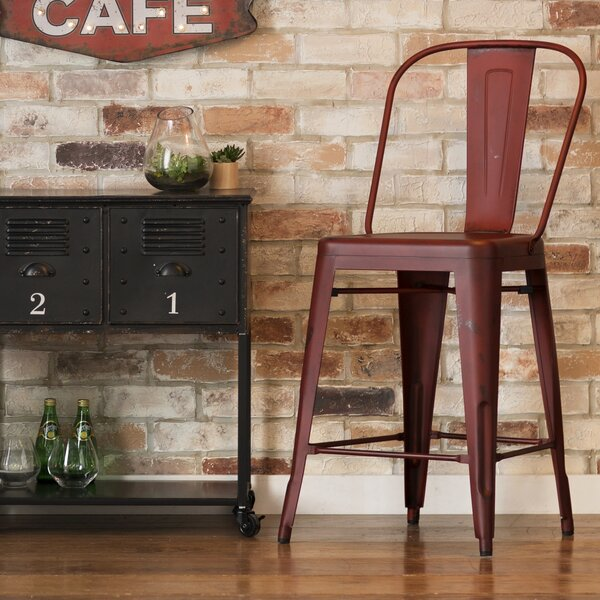 South Gate 26 Bar Stool (Set of 2) by Trent Austin Design