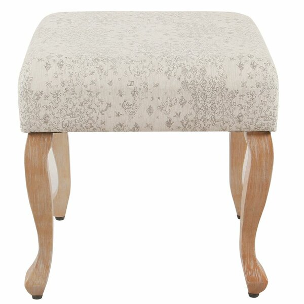 Hazelip Square Ottoman by August Grove