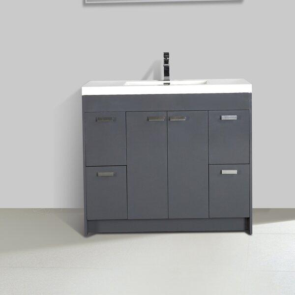 Coova 48 Double Bathroom Vanity Set by Orren Ellis