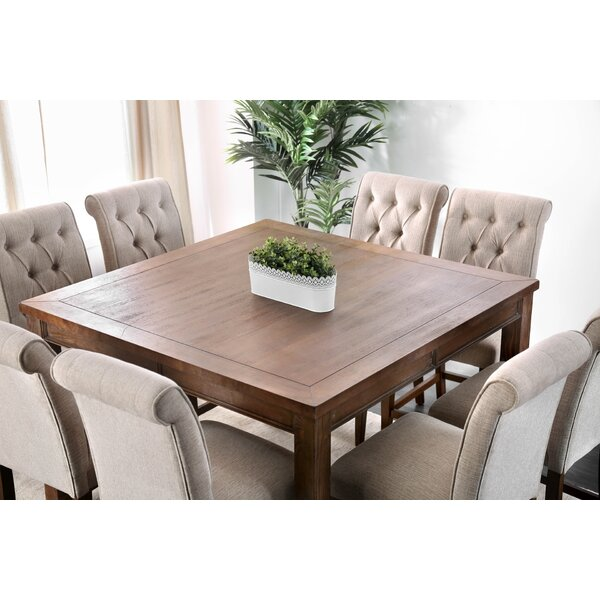 Amazing Miah Pub Table By Gracie Oaks Cheap