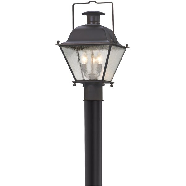 Cromwell Outdoor 3-Light Lantern Head by Darby Home Co
