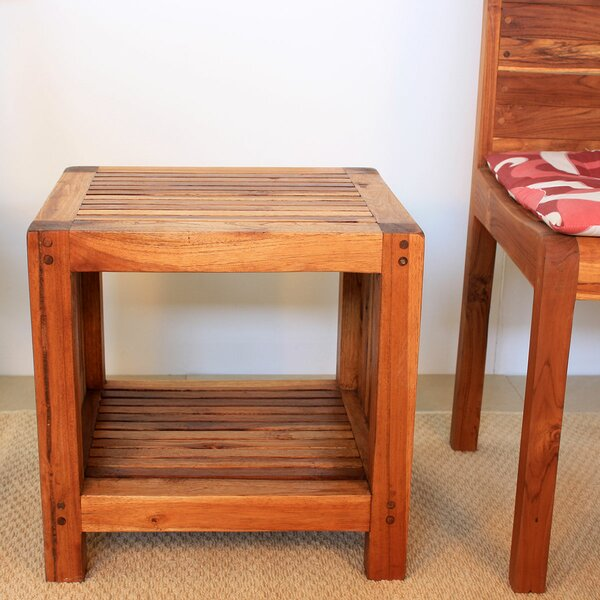 Pedrick End Table by Union Rustic