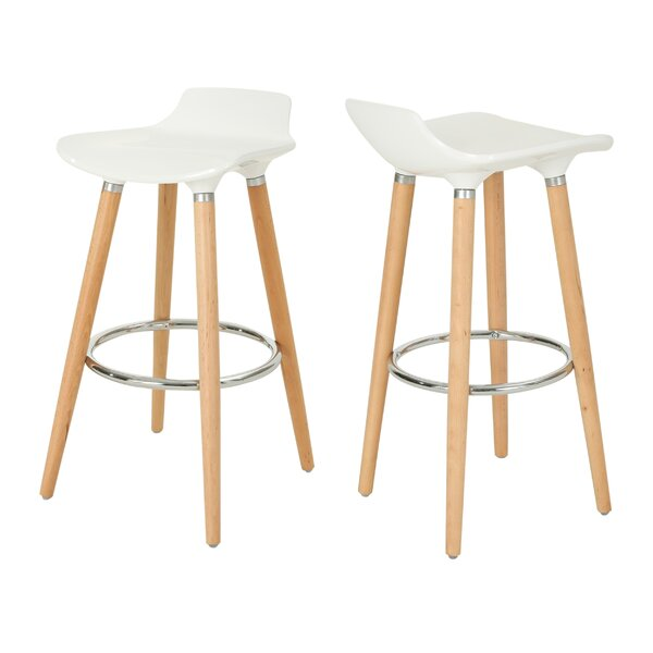 Border Tractor 29 Bar Stool (Set of 2) by George Oliver