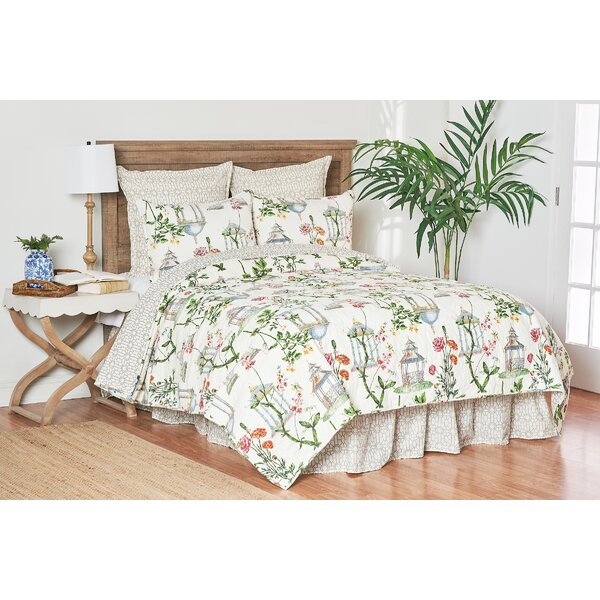 Vanderpool Cotton Reversible Quilt Set by Ophelia & Co.