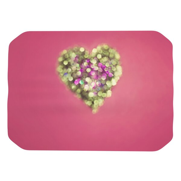 Beth Engel Make Your Love Sparkle Placemat by East Urban Home
