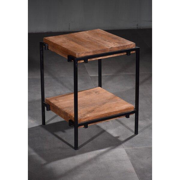 Mahika End Table by Union Rustic Union Rustic