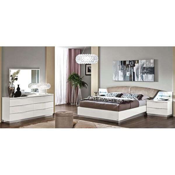 Ozan Queen Standard 3 Piece Bedroom Set by Orren Ellis