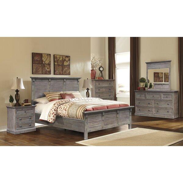 Kenric Standard 5 Piece Bedroom Set by Gracie Oaks