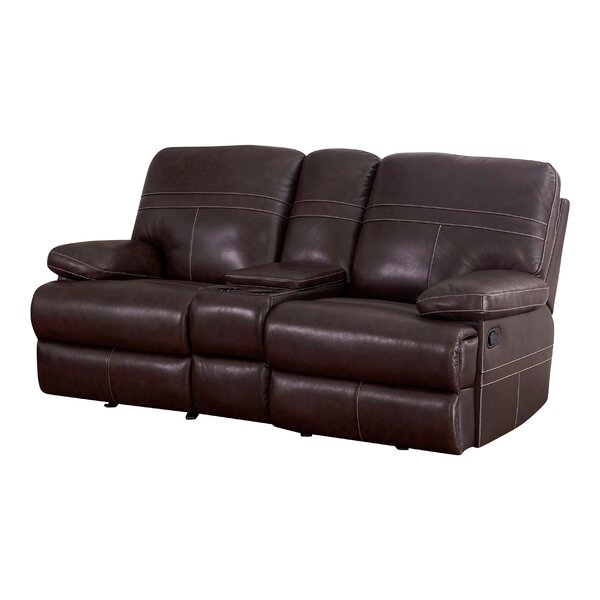Review Koehn Reclining 79 Inches Pillow Top Arms Loveseat