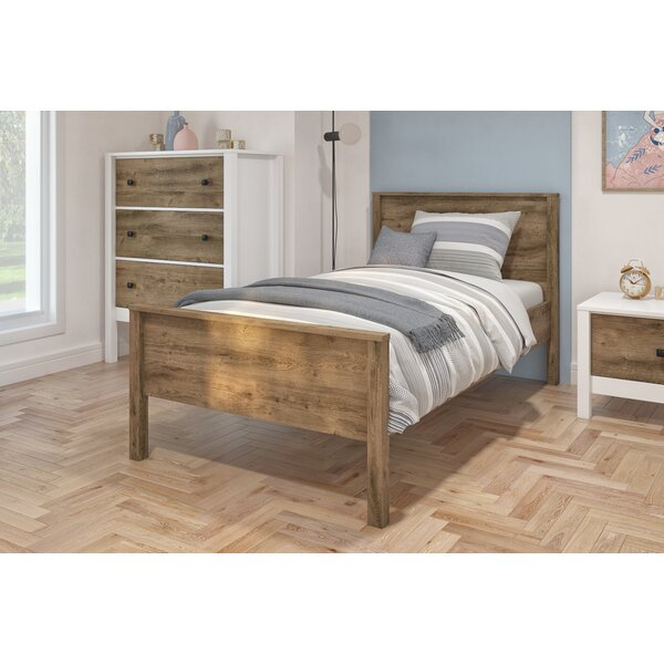 Fortenberry Platform Bed by Union Rustic