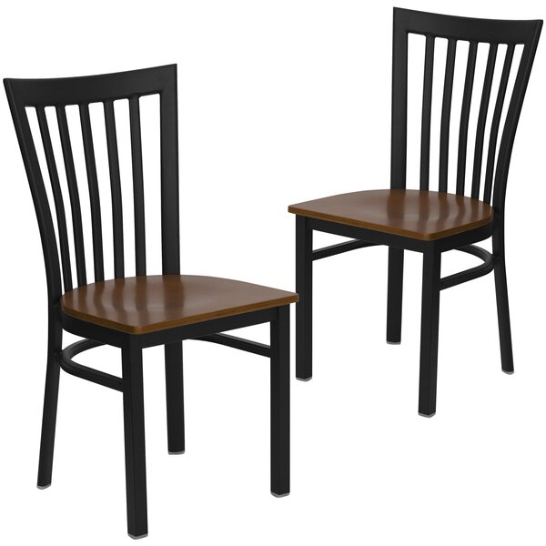 Chafin School House Dining Chair (Set Of 2) By Winston Porter