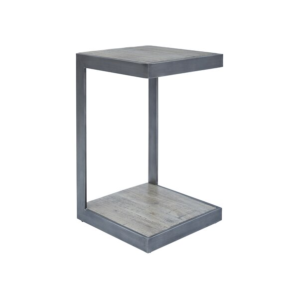 Huldah Tray Top C End Table By Greyleigh