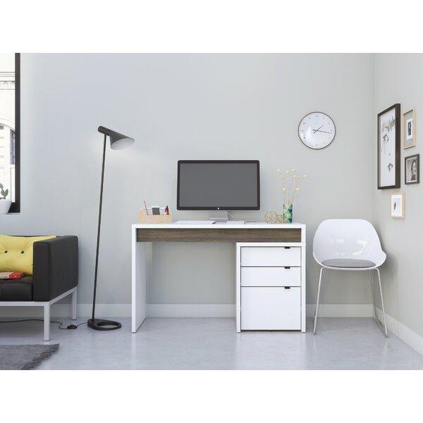Alayna Reversible 2 Piece Desk Office Suite by Latitude Run