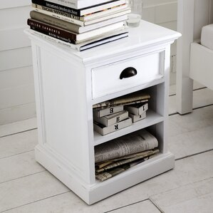 Halifax 1 Drawer Nightstand by Infinita Corporation