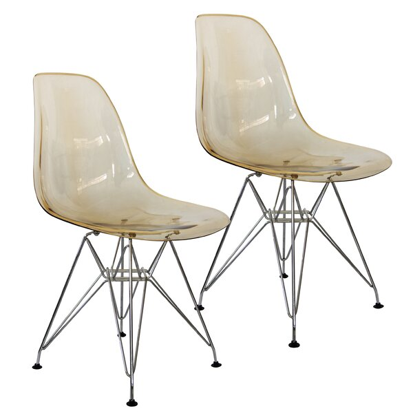 Stack Dining Chair (Set of 2) by Ivy Bronx