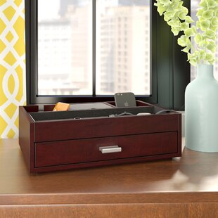Dresser Valet Accessory Tray By Latitude Run