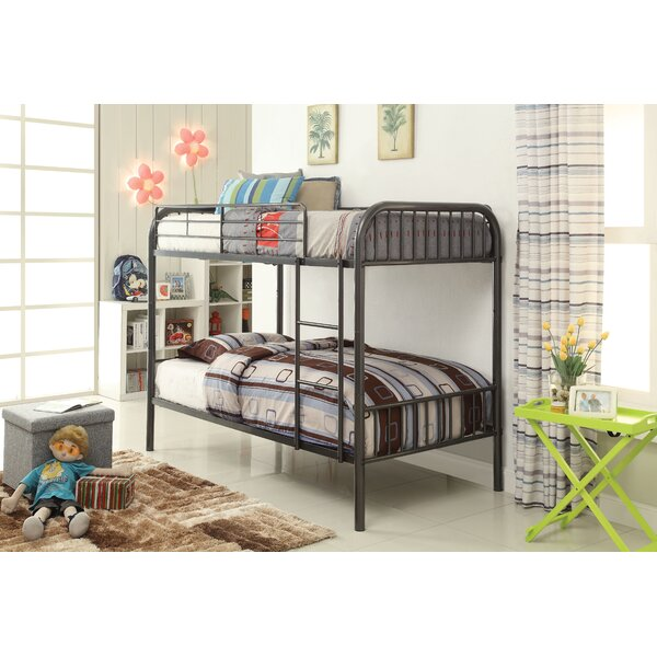 Munday Twin Bunk Bed by Harriet Bee