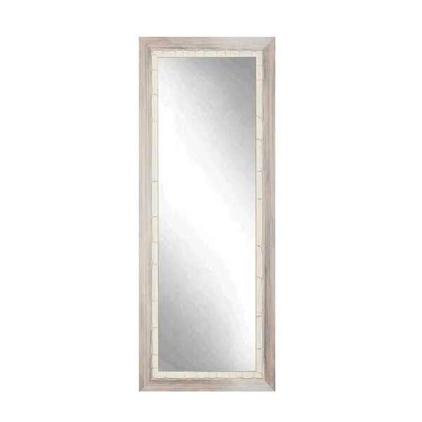Weathered Full Length Wall Mirror by Brandt Works LLC