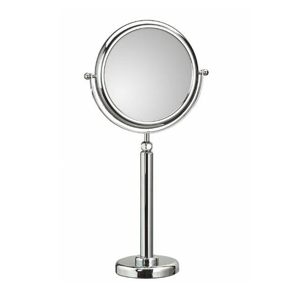 Mirror Pure Doppiolo Telescopic Magnifying Cosmetic Mirror by WS Bath Collections