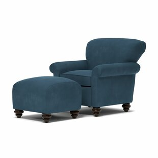 Maglio Armchair and Ottoman