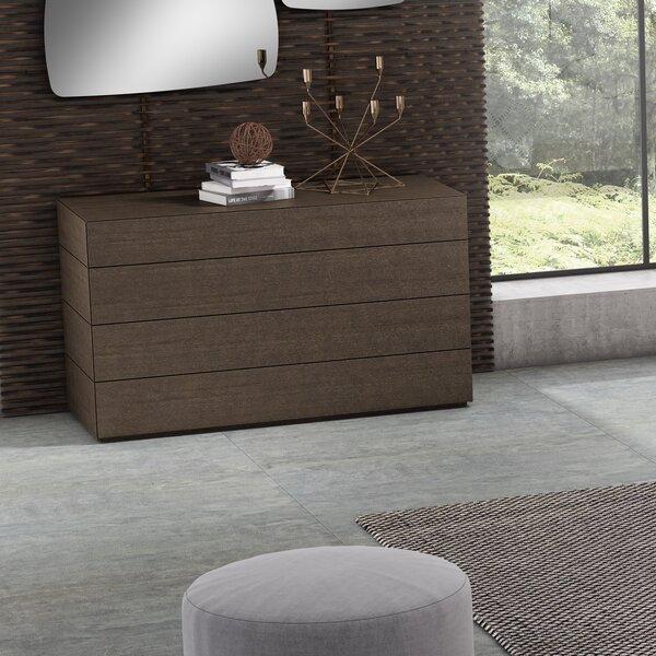 Dimondale 4 Drawer Dresser by Orren Ellis