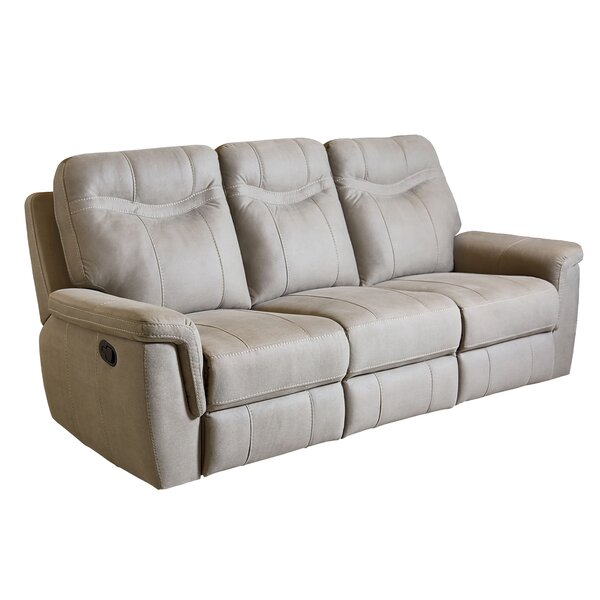Mehar Reclining Sofa by Orren Ellis